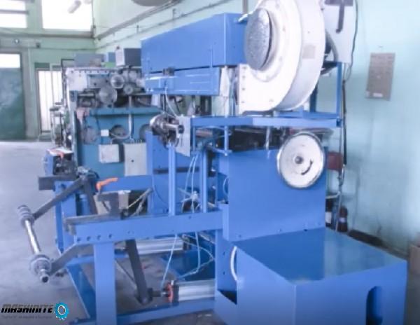Lemu  употребявана  машини за производство на ролки  ...