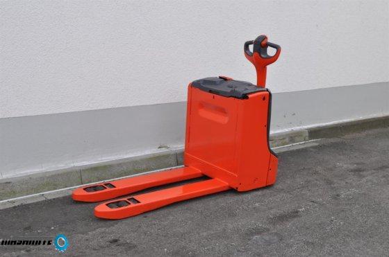 електрическа палетна количка Linde