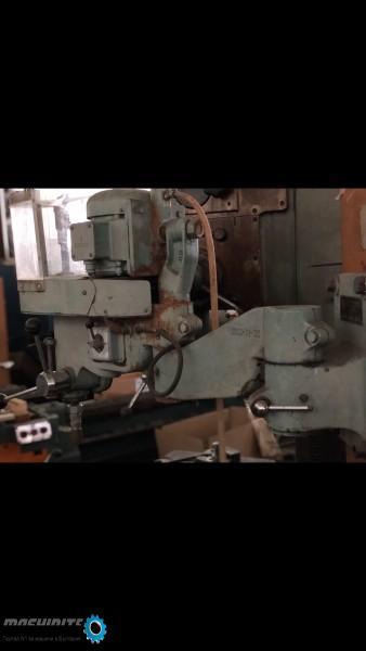 Машина с високооборотен шпиндел Simens