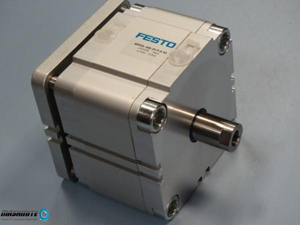 Пневматичен цилиндър Festo ADVUL-100-25-P-A-S2
