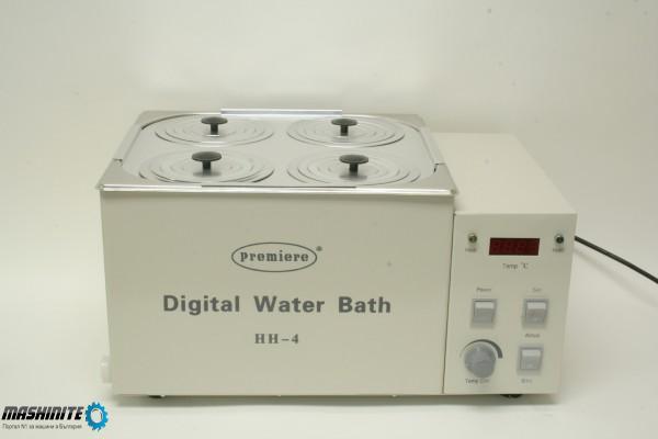 Лабораторна водна баня HH4