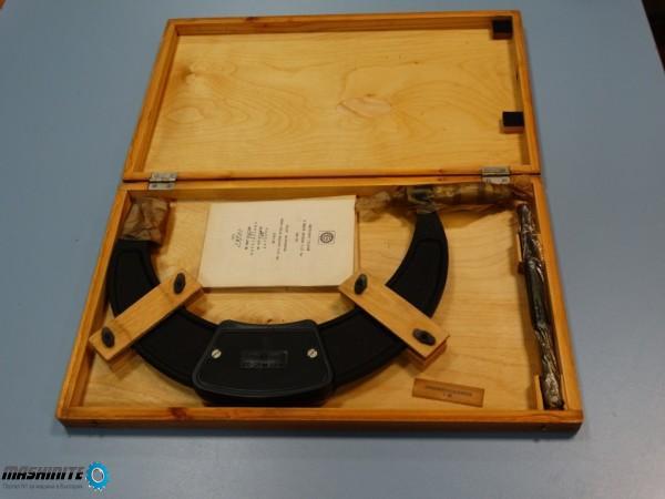 микрометър 200-225 mm