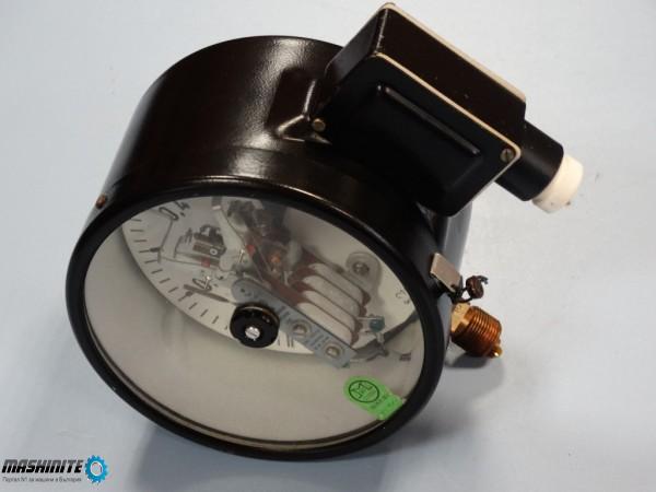 ел. контактен манометър ∅ 160 mm