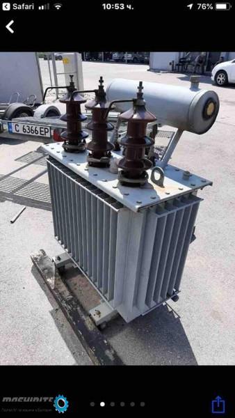 силов маслен трансформатор 250 ква