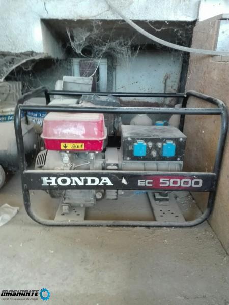 Генератор Хонда ЕС 5000