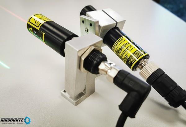 Промишлени позициониращи лазери