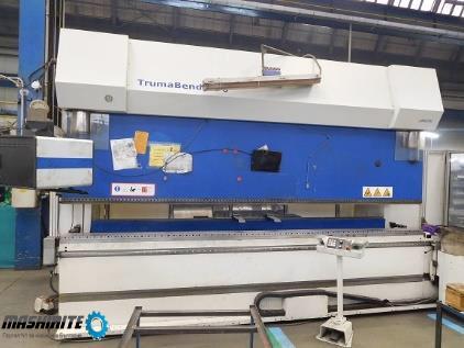 CNC TRUMPF TrumaBend V170 / 4000 Преса спирачка