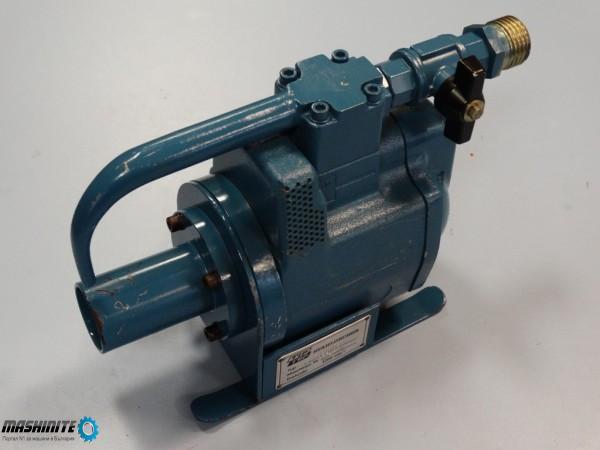 пневматичен двигател TIPTOP Stahlgruber
