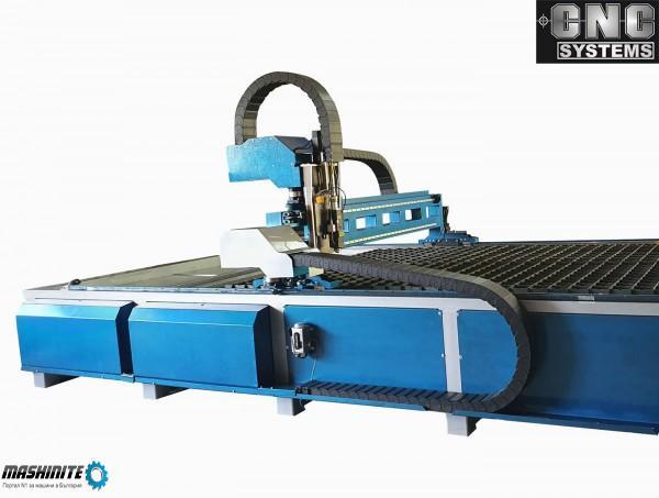 Fiber Laser 1530/Фибро лазер CNC 1000W Произведе ...