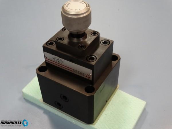 Хидравличен регулируем клапан ATOS GV