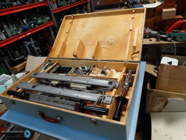 уред за проверка на електродвигатели ВЧФ-5-3