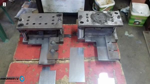 Матрици за производство на електрически скари