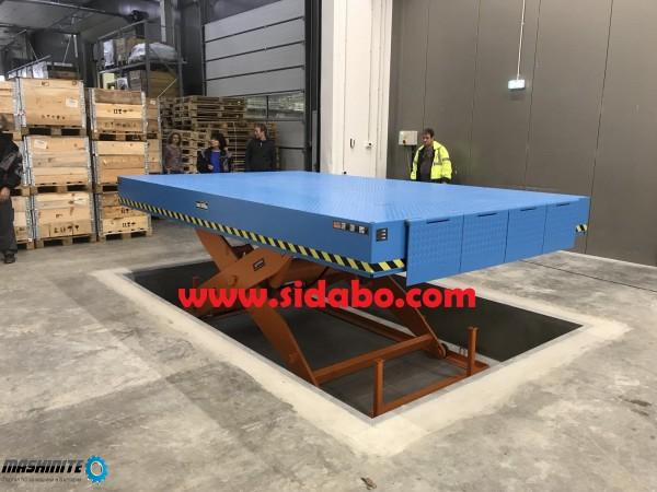 Хидравлични ножични платформи  - БГ производител