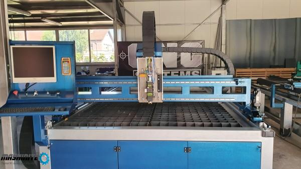 Лазер / Fiber Laser Cutting Machine 1000W послед ...
