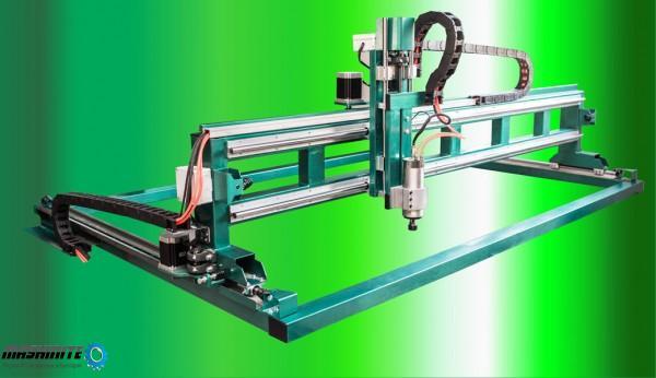 CNC ЦПУ Рутер 1300/2200 от производител за рекла ...