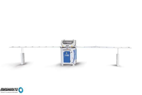 Едноглав циркуляр с долно подаване OZGENC OMRM 125