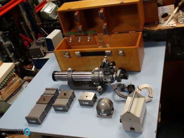 Автоколиматор Hilger&Watts 142/21, hilger&watts auto ...