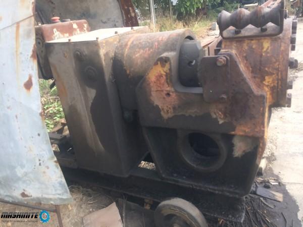 Машина за рязане на армировка от Ф20 до Ф40