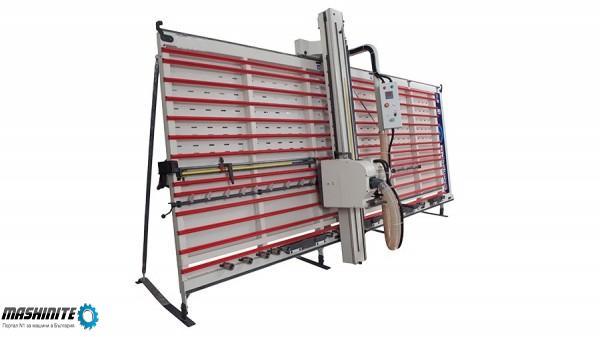 Машина за рязане и фрезоване на композитни панели