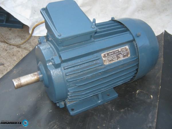 електродвигател 4 kW