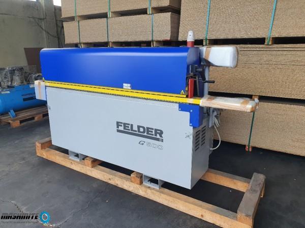 Кантираща машина FELDER G500 Нова машина! Разпродажб ...