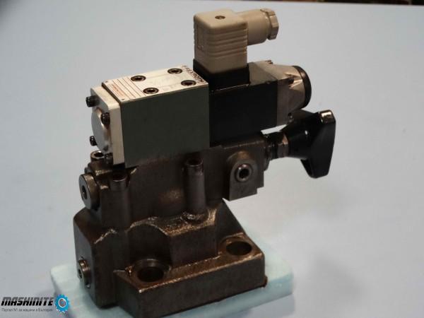 Хидравличен блок с клапан Rexroth