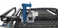 CNC Plasma от производител, ЦНЦ рязане, гаранция, обучение, работни ходове 1050/2050мм