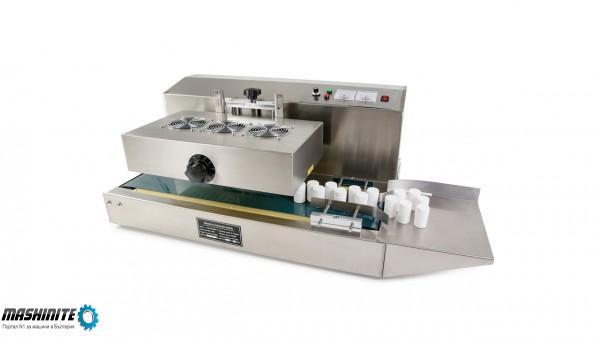 Затваряща машина с електромагнитна индукция SMT-2000 ...