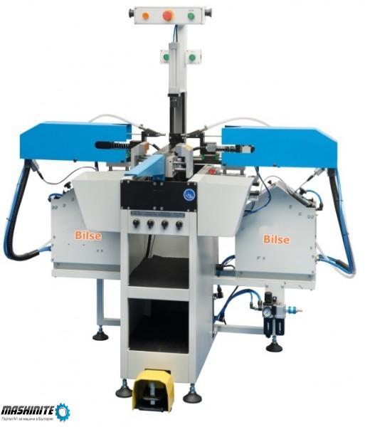 Автоматична машина за монтаж на сглобки за делителя