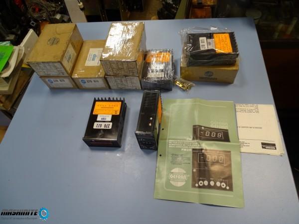 Температурен контролер GEFRAN RD88, PMT