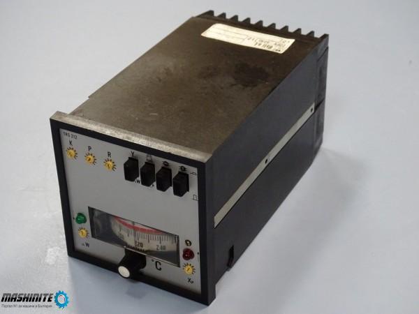 Температурен контролер TRS-212/0
