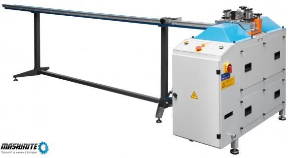 Машина за рязане на PVC стъклодържатели BS-401 машин ...