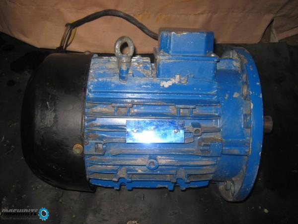 електродвигател 1,5 kW