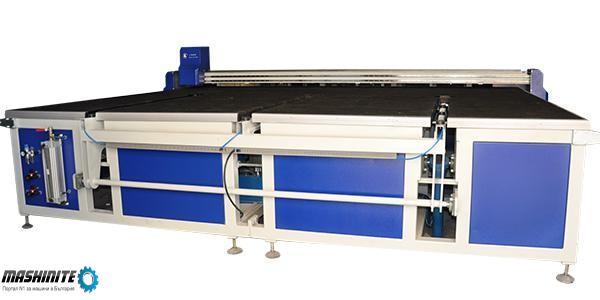 Маса за рязане на стъкло (CNC)