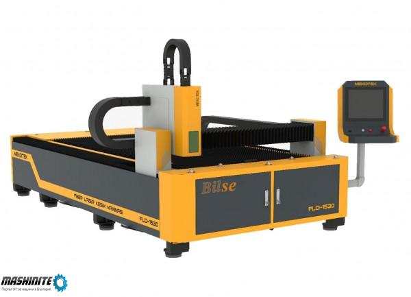 Фибро лазерна машина Fiber Laser 1000W последно поко ...