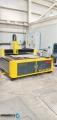 Фибро лазерна машина Fiber Laser 1000W последно поколение.