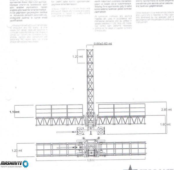 Строителна платформа