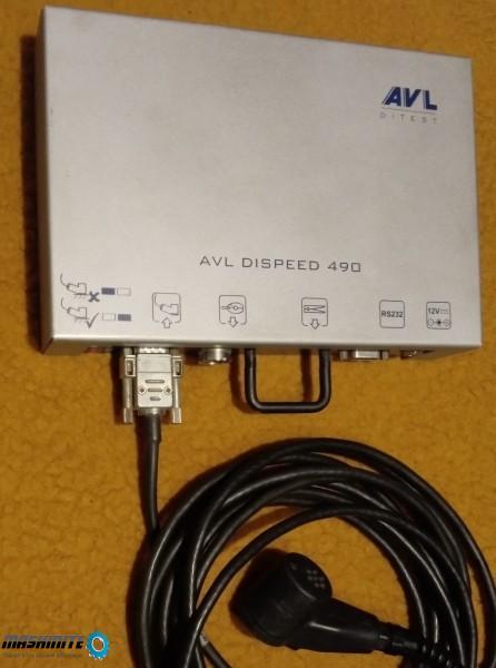 уред AVL Dispeed 490
