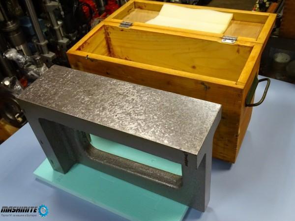 Плоча проверовъчна 400х250х125 mm