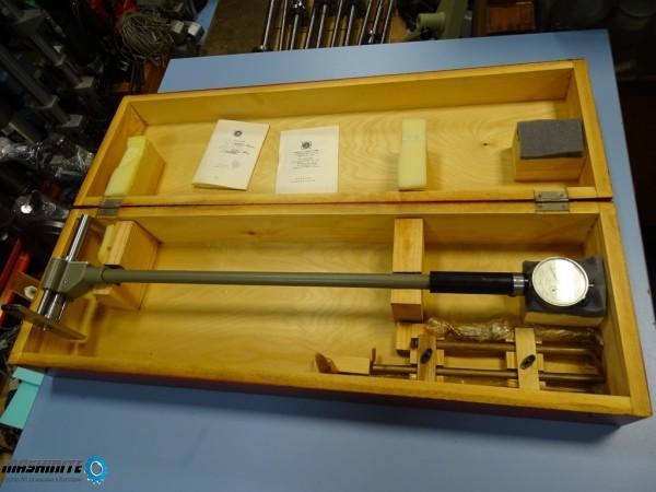 Вътромер с индикаторен часовник 250-450 mm