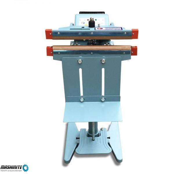 Крачна термозапечатваща машина