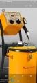 Пистолет за прахово боядисване с електронно управление на параметрите