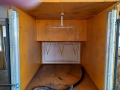 Пещ и кабина за прахово боядисване