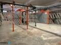 Комплексна линия за прахово боядисване с предварително циркониево-нанокерамично покритие на метала(