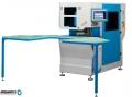 Машина за почистване на PVC профили тип CNC