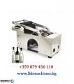 Етикетирка за лепене на Плоски, Цилиндрични бутилки/буркани/кутии и др.2 етикета