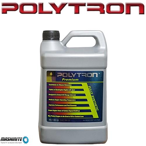 POLYTRON SAE 5W30 - Синтетично моторно масло - интер ...