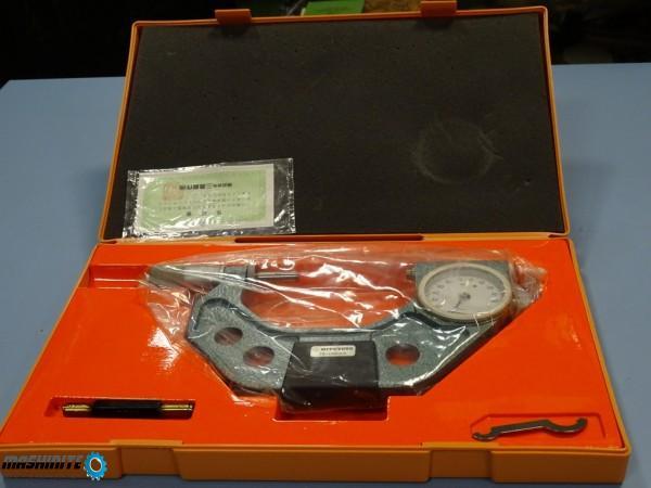 Микрометър Mitutoto 510-304, 75-100 mm