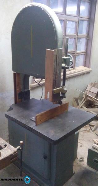Продавам дървообработващи машини - частни