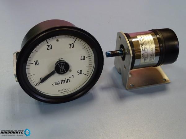 Тахогенератор DEUTA-Werke EF 66.20.16 nw